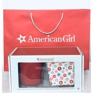 American Girl Williams Sonoma New Silicone Popcorn